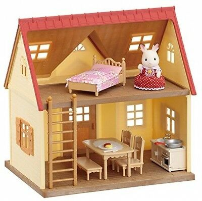 Sylvanian Families Cosy Cottage Starter Home Set Toy House Kids Christmas Gifts