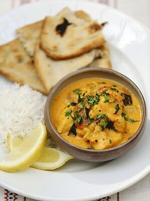"""Keralan Fish Curry Recipe """"charity Auction"""" A1"""