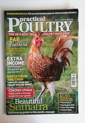 Practical Poultry Magazine September 2015