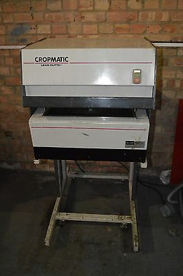 Cropmatic lead cropper Automatic lead cropping machine for PCB assembly Blundell