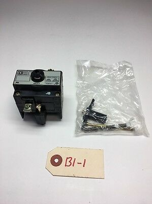 New! Square D 8501 XL Series B Mechanical  Relay Latch *Fast Shipping* Warranty!