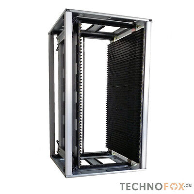 Leiterplattenmagazine ESD Magazine Rack High Quality Breitenverstellbar PCB Rack