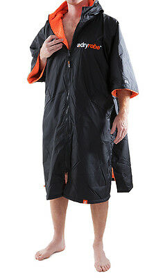 Dry Robe Advance ORANGE Zip Up Warm Changing Parka/Poncho (Adult/Large) BNWT