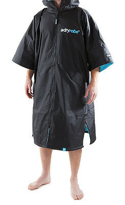 Dry Robe Advance BLUE Zip Up Warm Changing Parka/Poncho (Adult/Large) BNWT