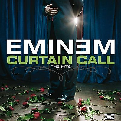 EMINEM ~ CURTAIN CALL: THE HITS (BEST OF) ~ 2 x VINYL LP ~ *NEW AND SEALED*