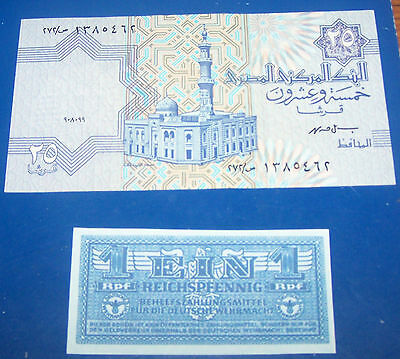 FOREIGN  BANK NOTE's  No. 5 set 40