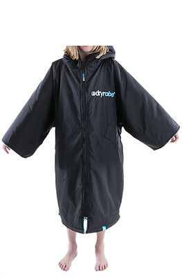 Dry Robe Advance BLUE Zip Up Warm Changing Parka/Poncho (SMALL) BNWT