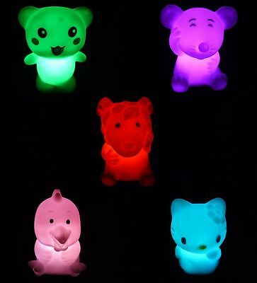 Childrens/Toddlers/Babies Colour Changing LED Night Light