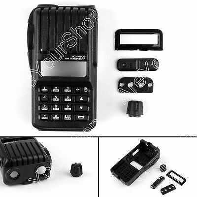 1x Replacement Front Outer Case Housing Cover Shell Für ICOM IC-V80E Radio B3