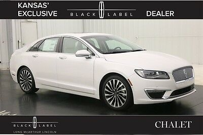 2017 Lincoln MKZ/Zephyr BLACK LABEL CHALET THEME SEDAN MSRP $50990 VOICE NAVIGATION VENETIAN LEATHER SEATS MOONROOF MULTI CONTOUR SEATS TECH PACK