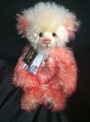 Charlie Bear Fairy Wishes Isabelle Collection Mohair SJ5456