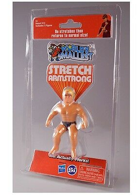 World's Smallest Stretch Armstrong Doll Action Figure