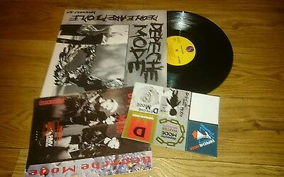 """Depeche Mode People Are People Different Mix Usa Copy 12 """" Sire Label"""