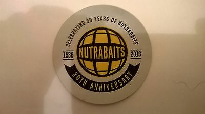 Nutrabaits Iron on Patch