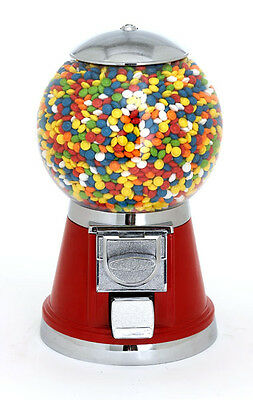 Original Bubble Gumball and Candy Vending Machine - Red
