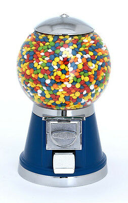 Original Bubble Gumball and Candy Vending Machine - Blue