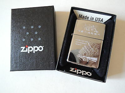 Authentic Zippo Lighter -  Chek Lap Kok International Airport 264505
