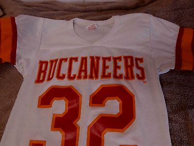 """### Nfb Rawlings Buccaneers Top Boys / Small Adult  28"""" - 30"""" Chest"""