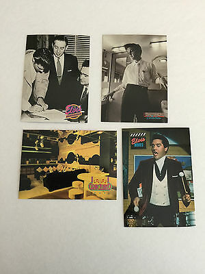 Elvis Presley Collection Series 4 Mint Cards #112, 178, 279, 599 TRADING CARDS