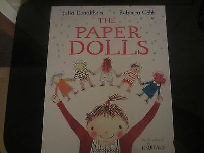 The paper dolls Julia Donaldson English