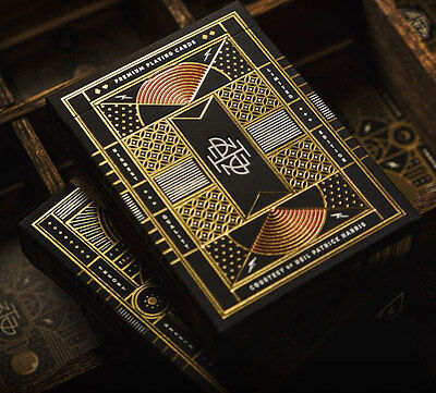 """Neil Patrick Harris NPH Premium Playing Cards Deck By Theory11 """"Legendary"""""""