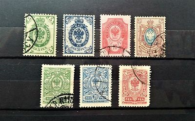 Finland Early Issues Fine Used / Mounted Mint.