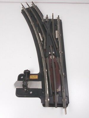 French Hornby O Gauge Left-Hand Talonnable Point