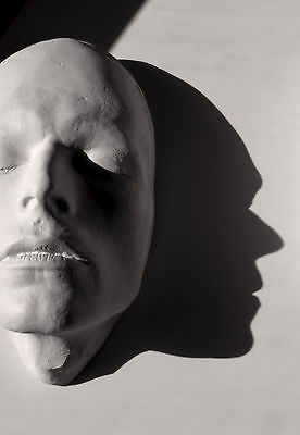"""David Bowie Life Mask Cast """"The Man Who Fell to Earth"""""""