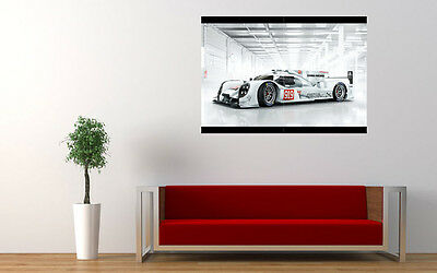 """2014 PORSCHE 919 HYBRID NEW LARGE ART PRINT POSTER PICTURE WALL 33.1""""x23.4"""""""