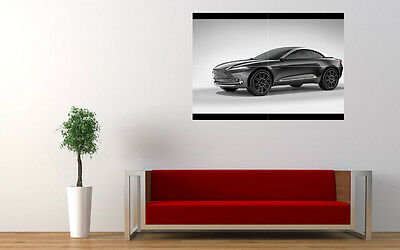 """2015 ASTON MARTIN DBX CONCEPT LARGE ART PRINT POSTER PICTURE WALL 33.1""""x23.4"""""""