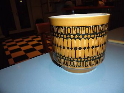 Hornsea Pottery planter by Jack Dadd