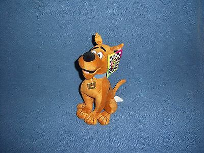 Scooby Doo NEW Stuffed Plush Doll Toy Dog Animal Figure Show Movie Cartoon Brown