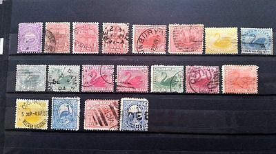Australia States Early Issues  Fine Used / Used / Poor