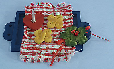 Pleasant Company American Girl Kirsten Saint Lucia Tray I First Version Complete