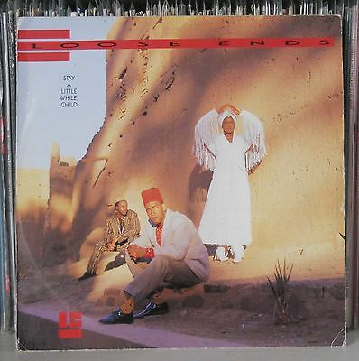 """Loose Ends  Gonna Make You Mine / Stay A Little While Child - Virgin 12"""" Single"""