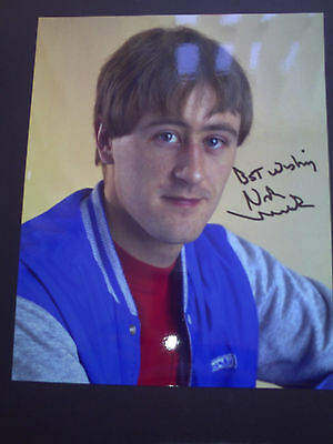 Nicholas Lyndhurst Only Fools And Horses Genuine Signed 10X8 Photograph