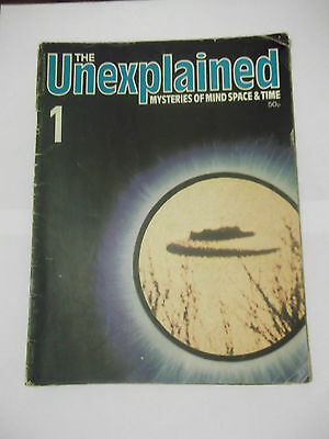The Unexplained Mysteries of Mind Space & Time *Issue 1*