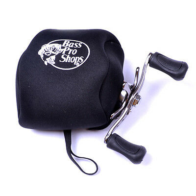 Elastic Fishing Reel Nylon Bag Sea fish Reel Protective Case protector Cover