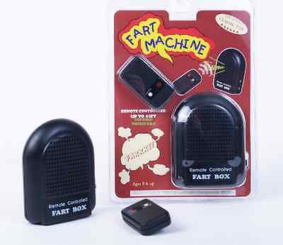John N. Hansen Classic Gift Collection Remote Control Fart Machine