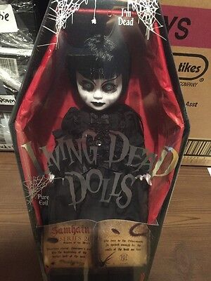 Living dead dolls- Samhain- New, Sealed And Mint.