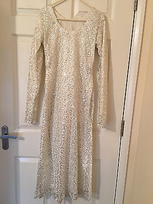Brand New Lace Kameez Size Small