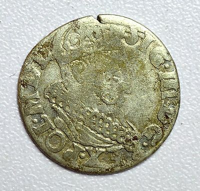 Stunning Medieval Hammered Silver Coin - Great Details - Z51