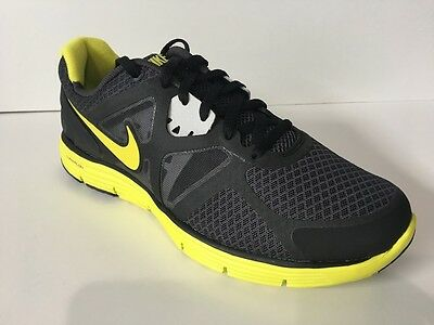 fdb07853da554 NEW NIKE LUNARGLIDE 3 GS Boys Athletic Shoes Anthracite 454568 013 ...