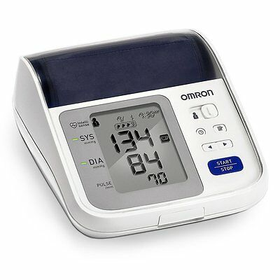 Omron 7 Series Plus BP765CAN Upper Arm Automatic Blood Pressure Monitor