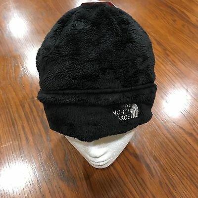 The North Face Girls Denali Thermal Beanie TNF Black Girls Medium