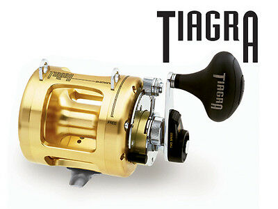 NEW Shimano Tiagra Fishing Rods Reels Tackle Box Lures Jigs