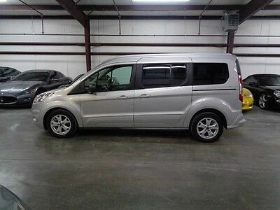 2016 Ford Transit Connect  16 Transit Connect Full Moonroof Back Up Camera Seats 6 1 Owner WE FINANCE Texas