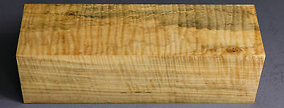 x0427  -           CURLY MAPLE Turning/Craftwood -  Kiln Dried