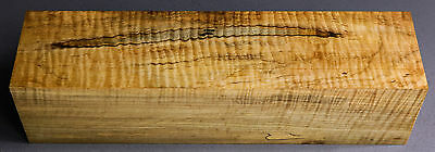 x0447  -           CURLY MAPLE Turning/Craftwood -  Kiln Dried