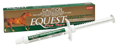 NEW AUSSIE SADDLERY Equest plus Tape Wormer 12.2g